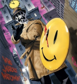 Image result for the watchmen